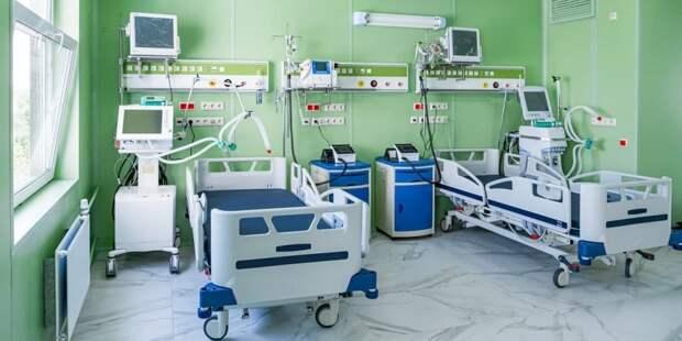 Детский инфекционный корпус больницы в Коммунарке примет первых пациентов 19 июня – Собянин. Фото: М. Мишин mos.ru