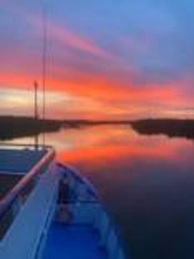Продолжаем отсчет рек, на которых можно побывать с Инфофлотом