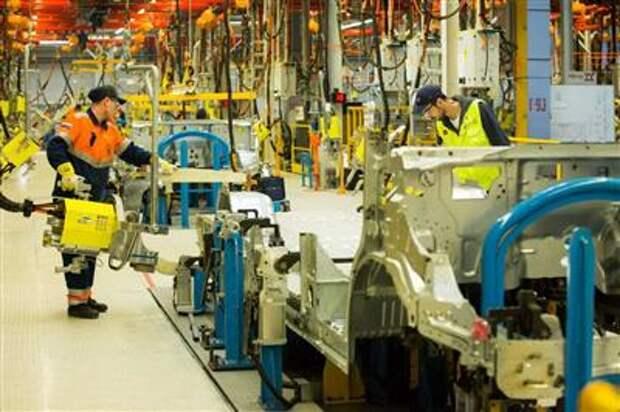 """""""Соллерс Форд"""" наращивает производство в связи с увеличением спроса на Ford Transit"""