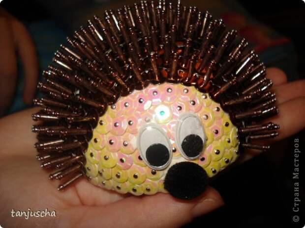 Мастер-класс Новый год Ёлочные игрушки Пайетки Пенопласт фото 14