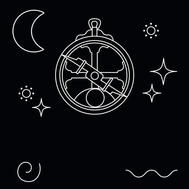 C неба на землю:  Кто и зачем составляет гороскопы