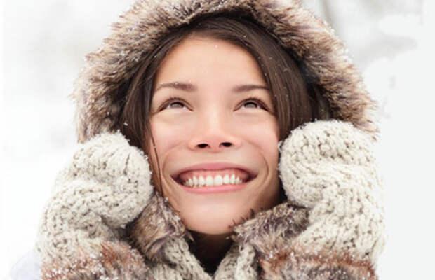 Секреты красоты. Зимний косметический уход