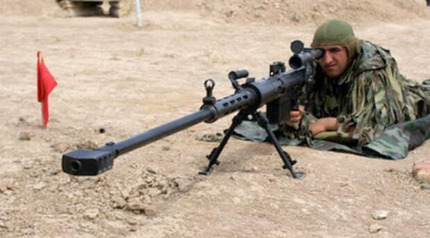 Убойные винтовки, которые пробьют даже танк