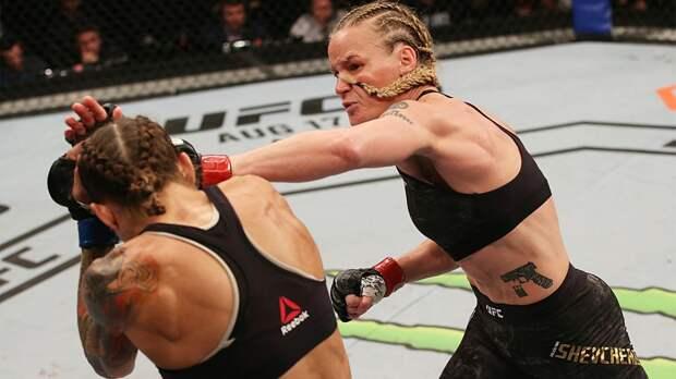 Глава UFC готов провести третий бой между Шевченко и Нуньес