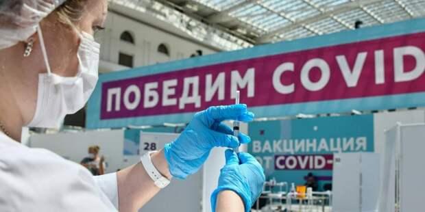 В Москве среди привившихся от COVID-19 с 26 июля по 1 августа разыграли ещё пять авто. Фото: Ю. Иванко mos.ru