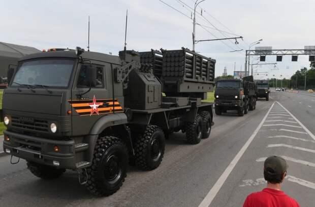 На вооружении ВС РФ появится уникальный комплекс «Земледелие»