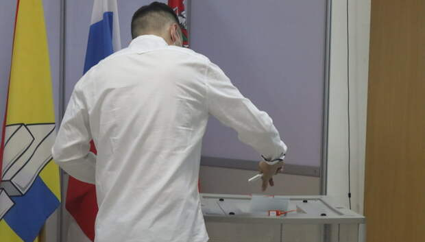 В Подмосковье не выявили серьезных нарушений при голосовании по Конституции в среду
