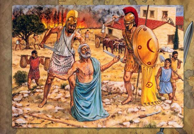 Чем закончилось восстание спартанских рабов