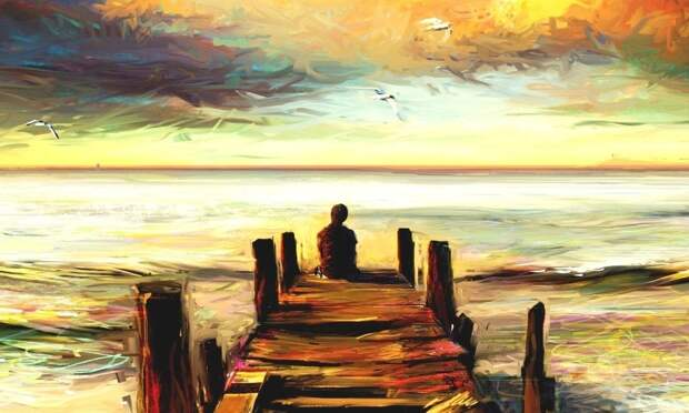 Картинки по запросу одиночество ум