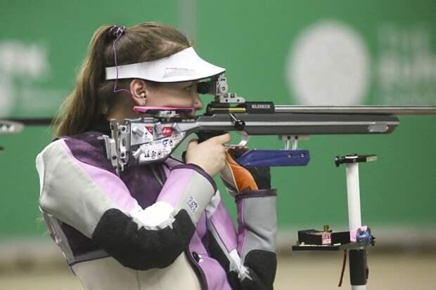 Россиянка завоевала серебро Олимпиады в стрельбе из винтовки