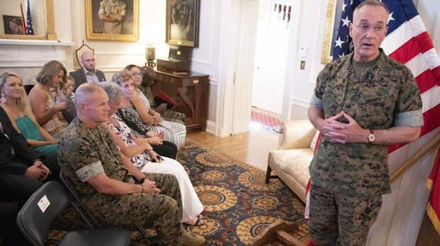"""""""Честно?"""": Откровенный ответ серба о сильнейшей армии в мире стёр улыбку с лица генерала США"""