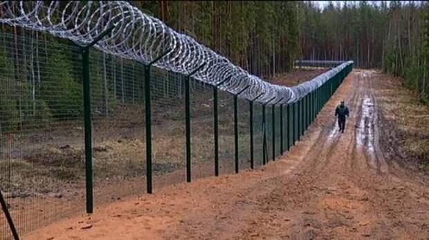 В Латвии украли более 3 млн евро при укреплении границ с Россией и Белоруссией