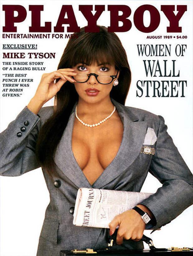 """5 знаменитостей, которых вы не ожидали увидеть в журнале """"Playboy"""""""