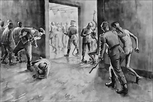 «Газ для дезинфекции». Профессор из Питера отвергает Холокост