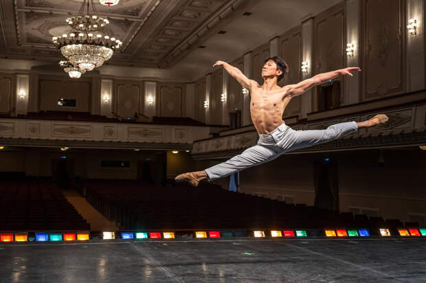 Звезды мирового балета соберутся на нижегородской сцене в честь юбилейного вечера Морихиро Ивата
