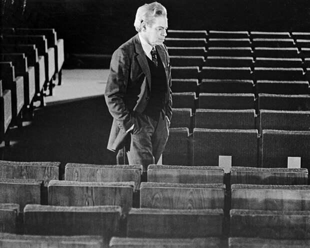 10. Аркадий Райкин дал двухчасовой концерт на немецком языке, не зная немецкого актёры, кино, театр