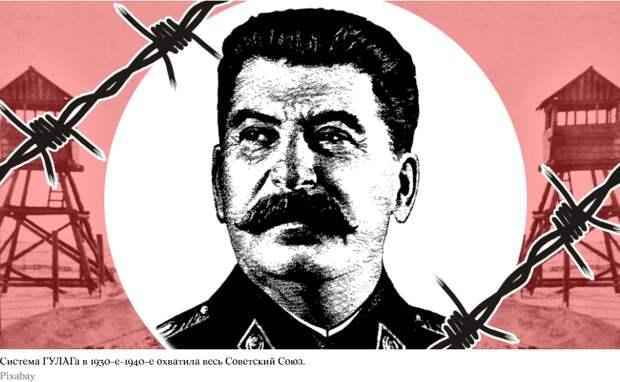 Не хочет ли Следственный комитет заняться сталинскими преступлениями против человечности?