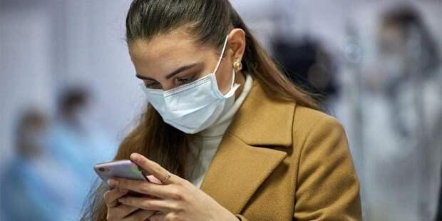 Москва избежала худшего сценария развития эпидемии благодаря масочно-перчаточному режиму