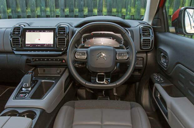Новое руководство по покупке: Citroen C5 Aircross