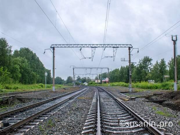Грузовые поезда длиной в сто вагонов начали ходить через Балезино