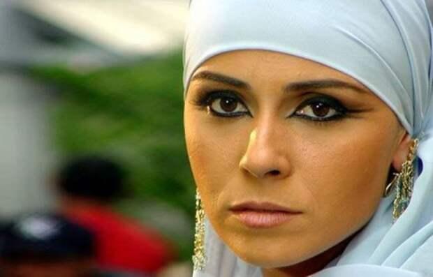 Джованна Антонелли в сериале *Клон*, 2001-2002 | Фото: viva.ua