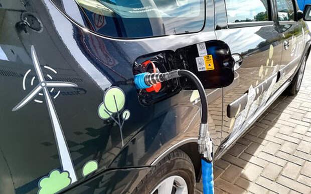 Интерес потерян: резко упал спрос на машины с ГБО