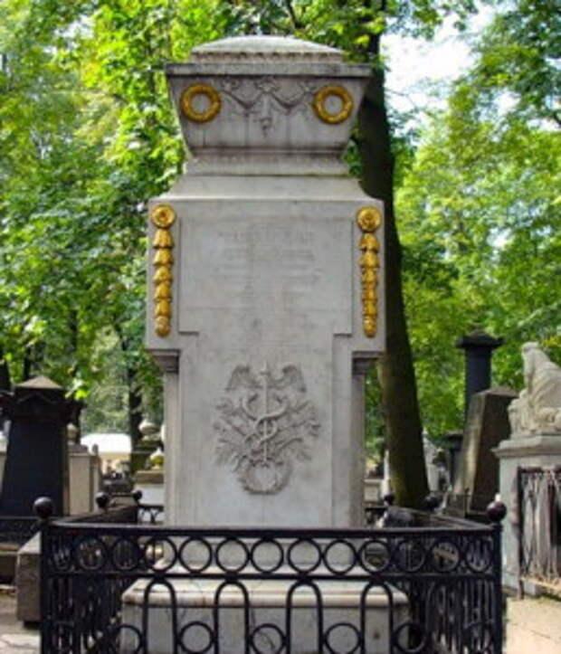 Lomonosov-grave