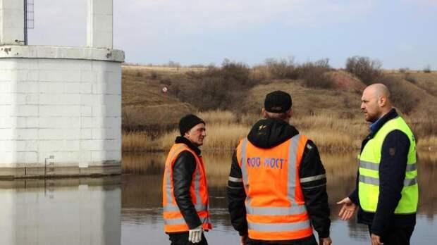 К весеннему половодью готовятся дорожники Ростовской области