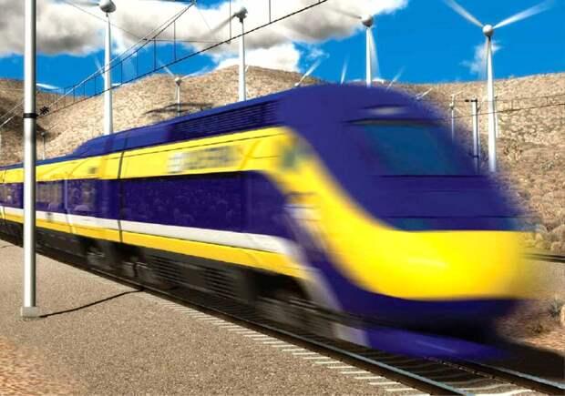 Америка прирастает железными дорогами. Проекты высокоскоростных магистралей в США ждут вливаний десятков миллиардов долларов