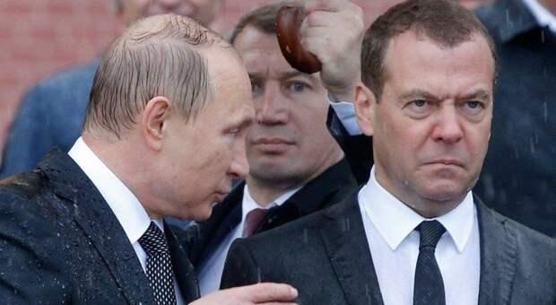 Грудинин сказал, что, проиграв выборы, готов стать премьером, но согласится ли с этим Медведев