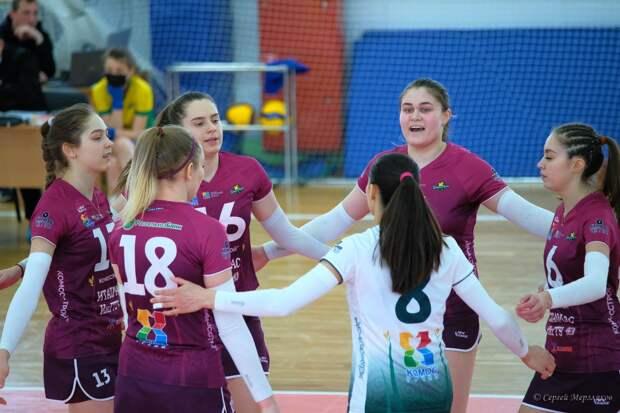 Волейболистки из Удмуртии выступят в финальном туре чемпионата России