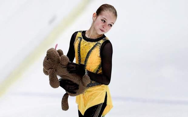 Призер ОИ Шахрай: «Без Щербаковой Трусова выиграет Гран-при России в одну калитку»