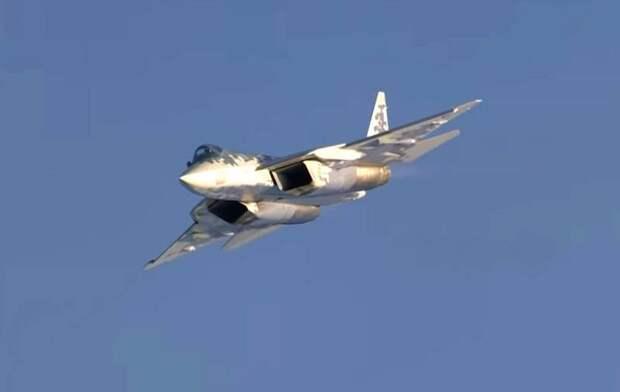 Полет на грани остановки: нагрузки на пилотов Су-57