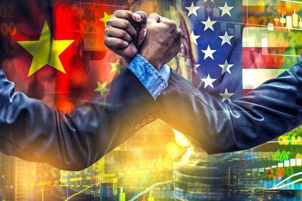 Один пояс — два пути: США загоняют Китай в угол