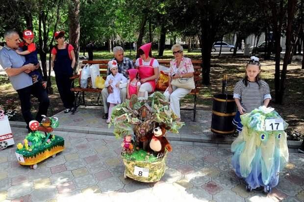 День защиты детей в Крыму!