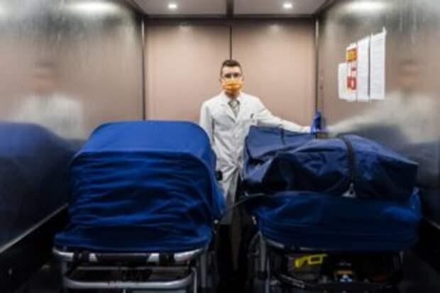 Все умершие от КВИ в Шымкенте не были вакцинированы