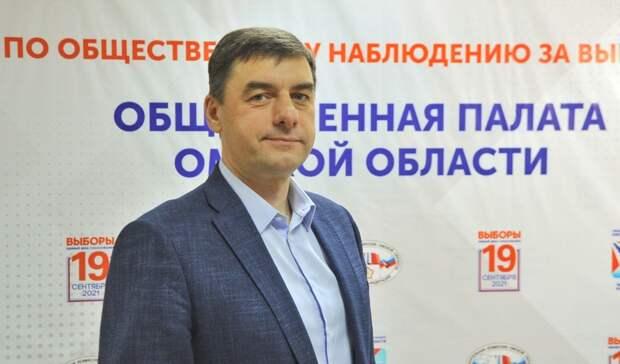 Вадим Бережной: Меры защиты на избирательных участках в Омской области приняты максимальные