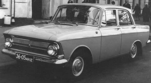 ИЖ 412 переходный с новой облицовкой и старым кузовом. Зима 1969-1970 авто, автомобили, азлк, олдтаймер, ретро авто, советские автомобили