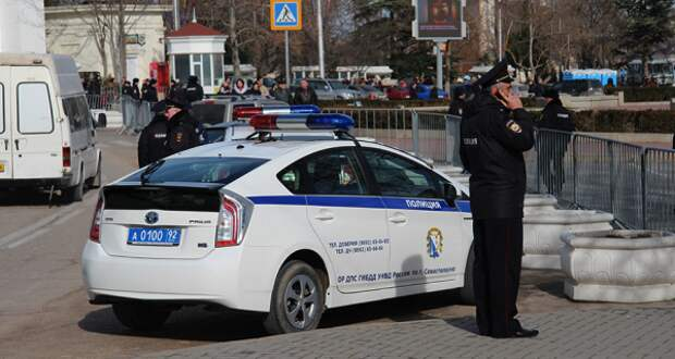У водителя севастопольской маршрутки украли телефон