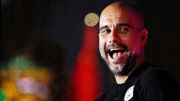Гвардиола напресс-конференции забыл, какой клуб тренирует, назвав «Баварию»