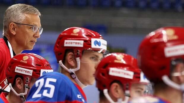 Сборная России по хоккею обыграла шведов в матче Евротура. Самонов отразил все пять буллитов!