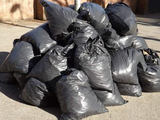 Мусор, Сумки, Отходов, Пластиковые, Загрязнения, Среды