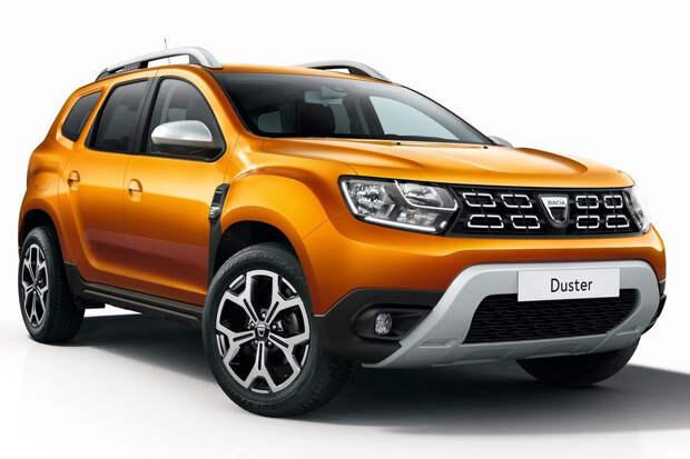Компания Renault объявила предзаказ на кроссовер Duster в России