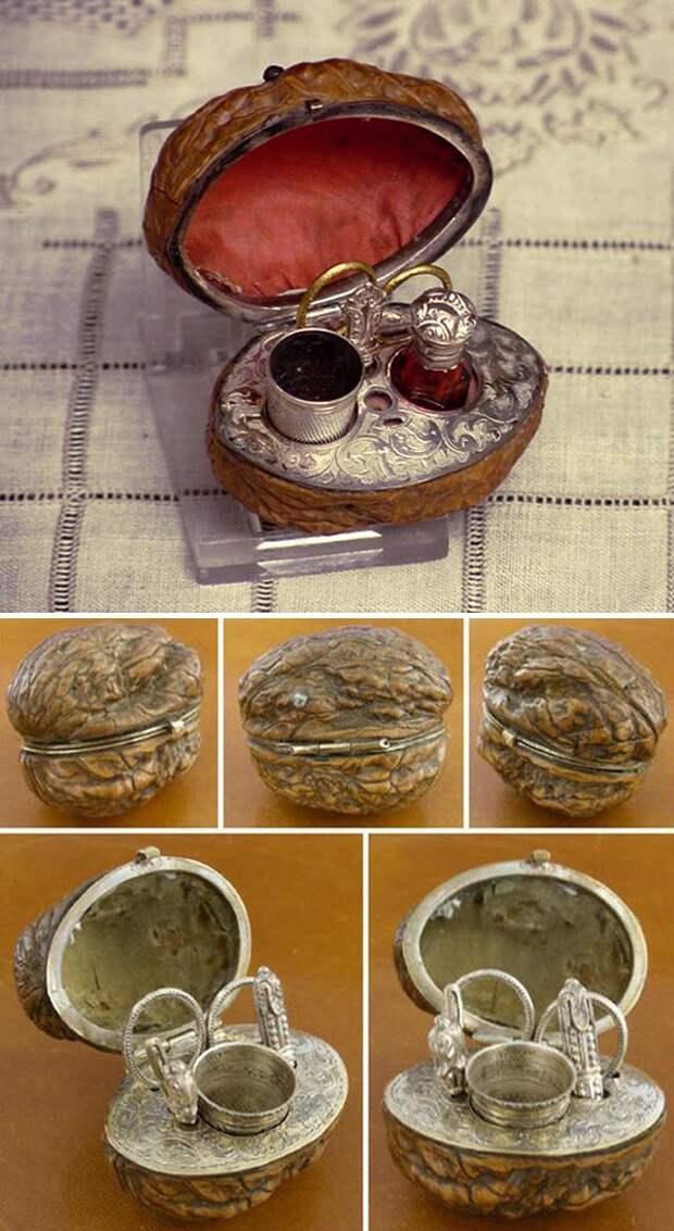 Щёлкаем орешки: скорлупа грецкого ореха как материал для вашего творчества, фото № 1