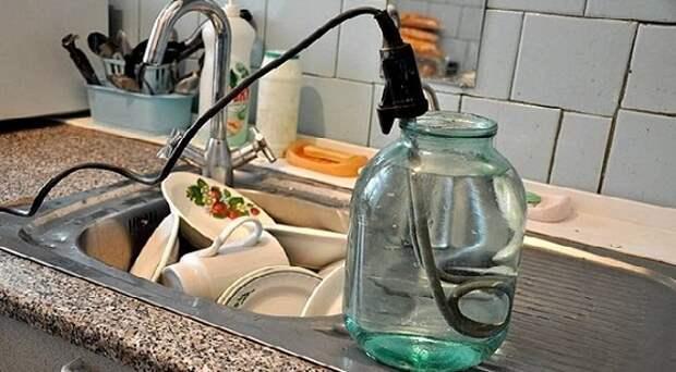 Власти Киева рассказали горожанам о том, как выгодно жить без горячей воды