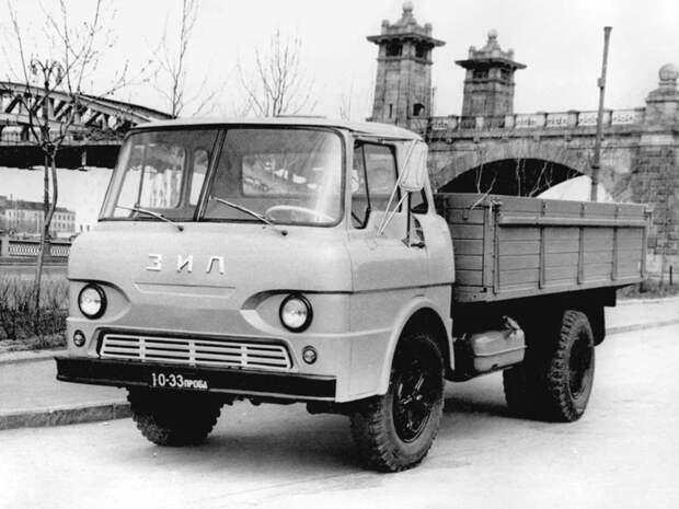 9 прототипов завода ЗИЛ, о которых все забыли