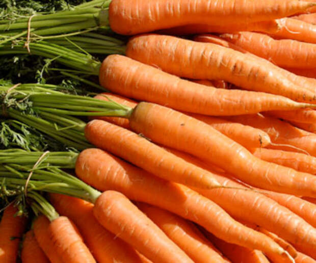 How Do Carrots Help You Stay Healthy. - Woman
