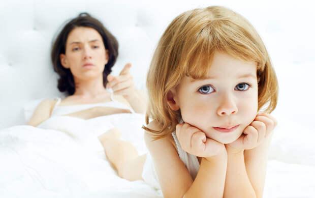 Четыре вида лжи, которые вам говорила нелюбящая мать