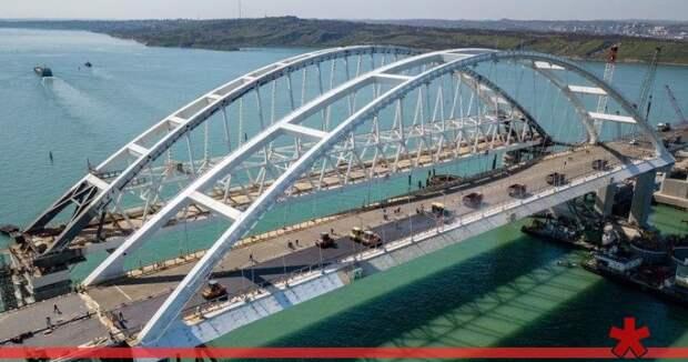 Крымский мост оснастят системами безопасности за 3 млрд рублей