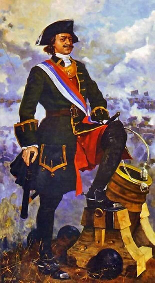 Зачем Пётр I переименовал Московское Царство в Российскую Империю